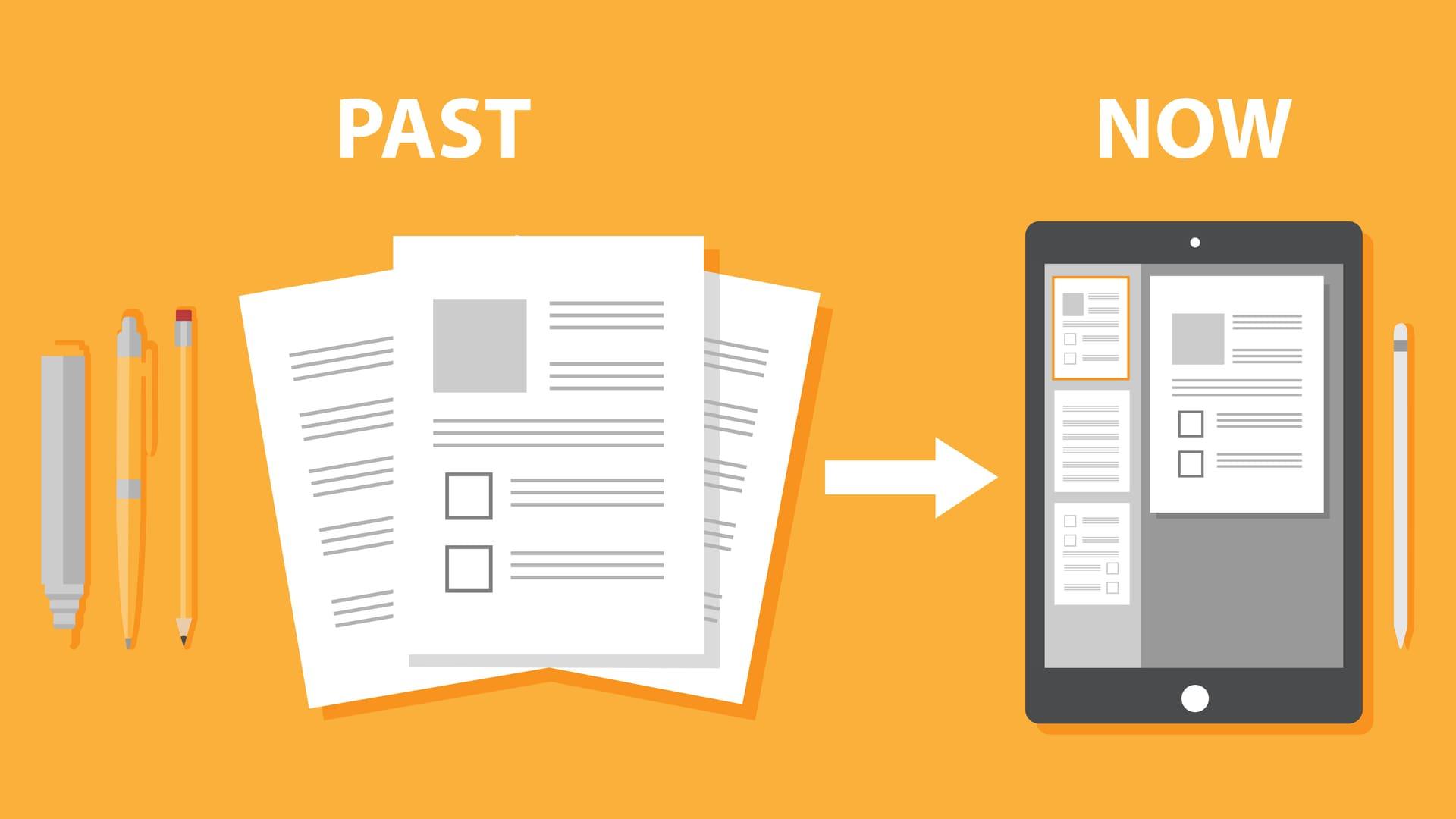 【介護ソフト】iPad タブレット端末で介護記録を作成