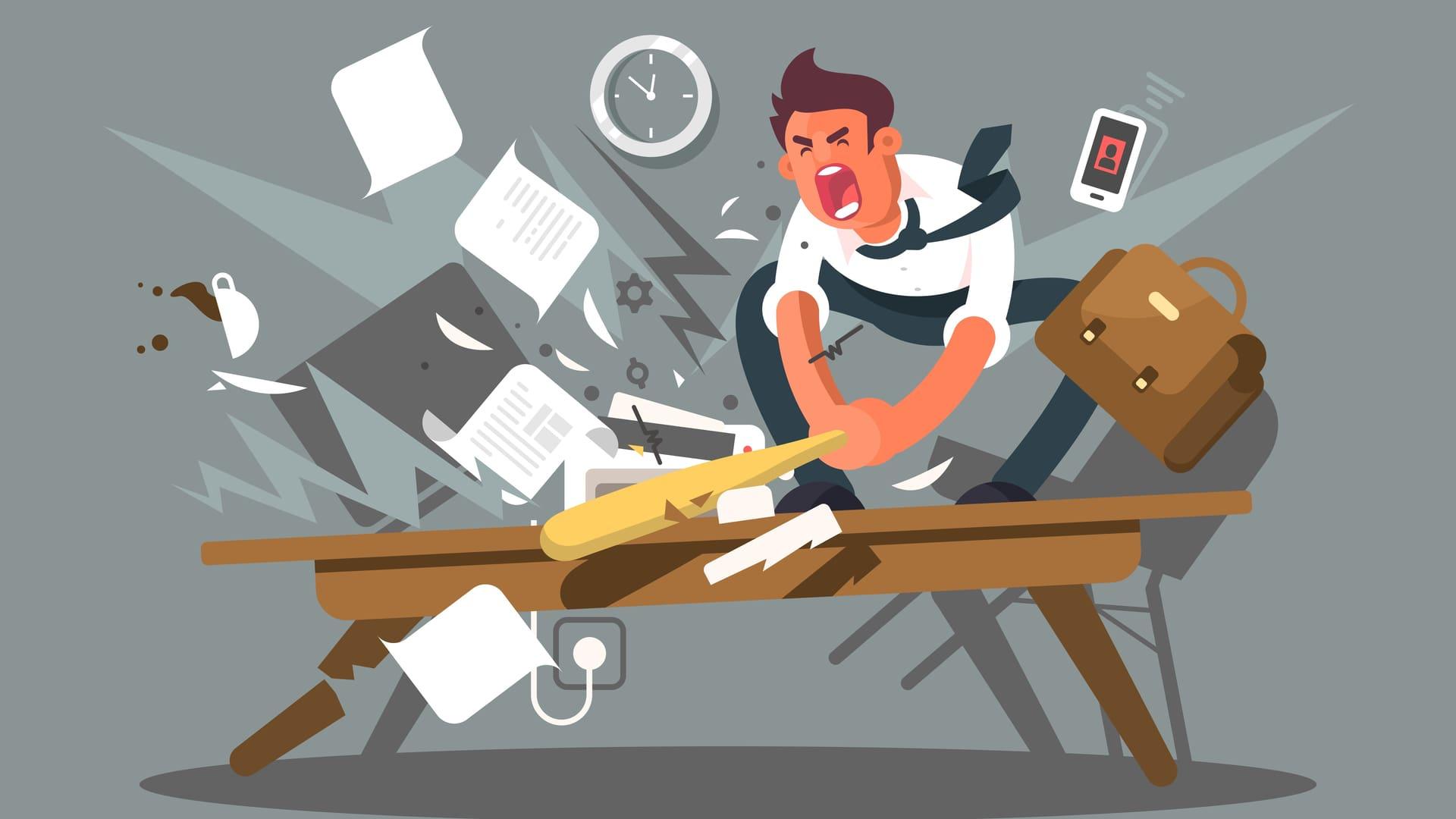 介護職のむかつく職員!行動の理由と効果的な対処方法