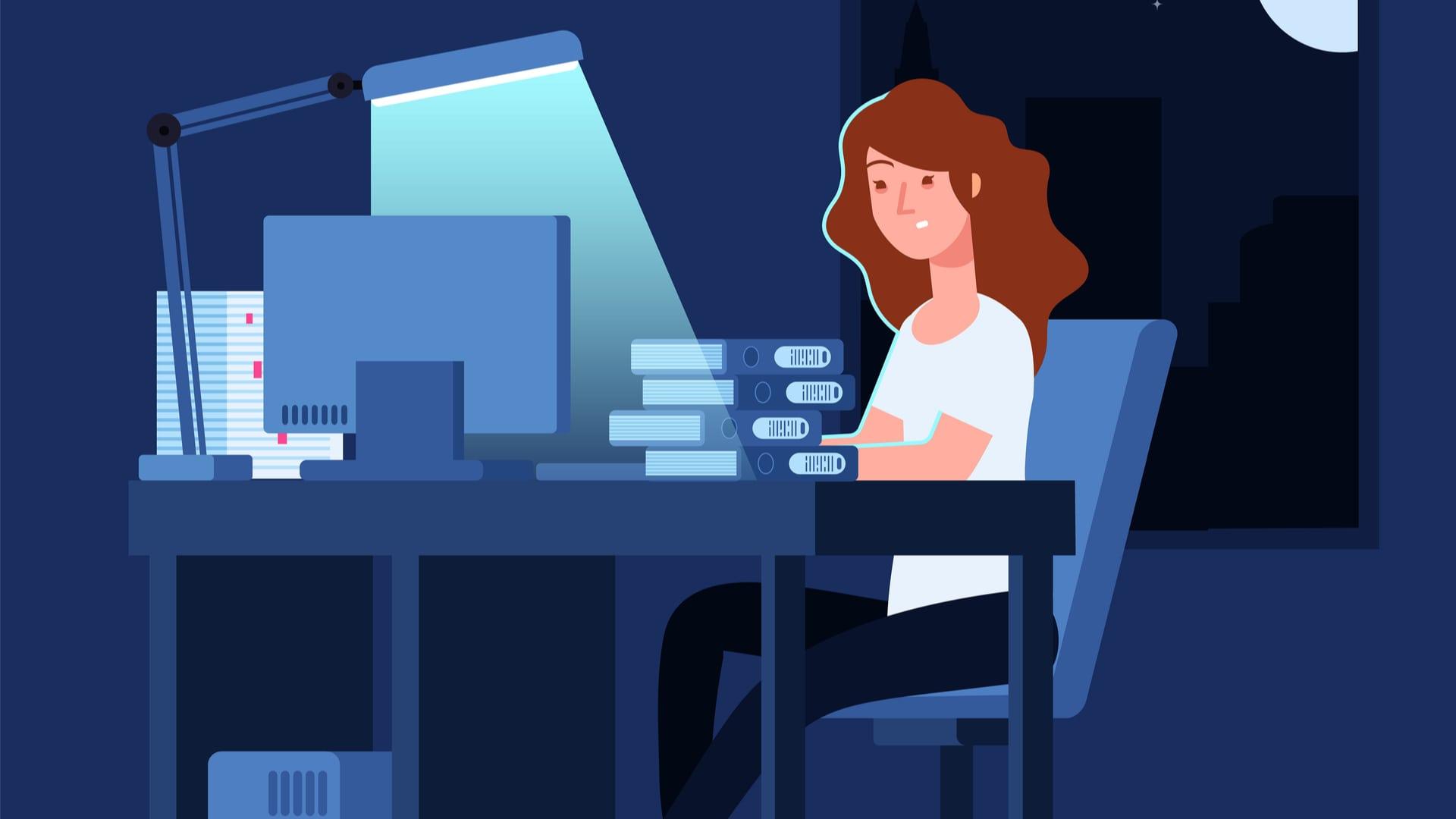 介護職は夜勤中に何してる?業務内容と夜勤のメリットを紹介します