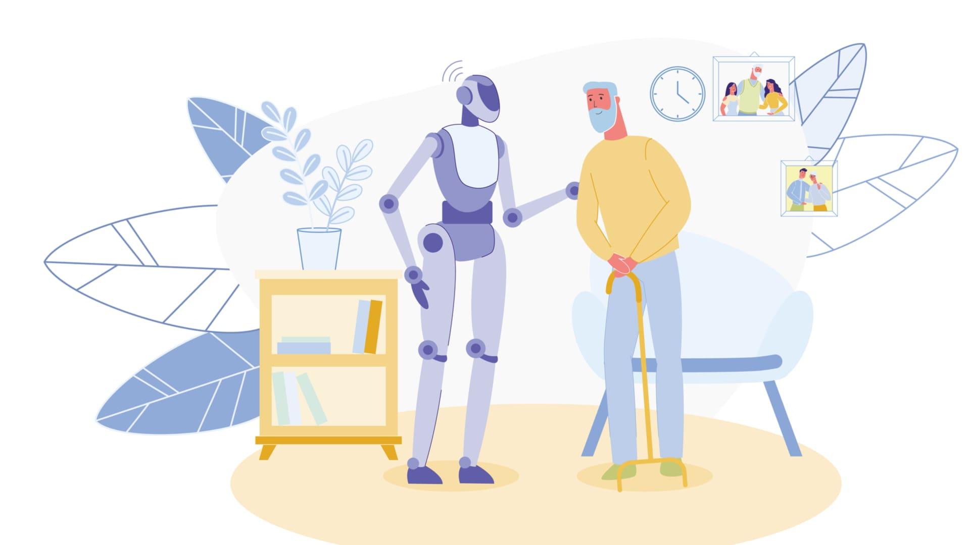 【介護ロボット】導入事例10選!導入までの手順も解説